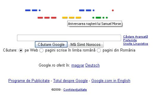 google-samuel-morse